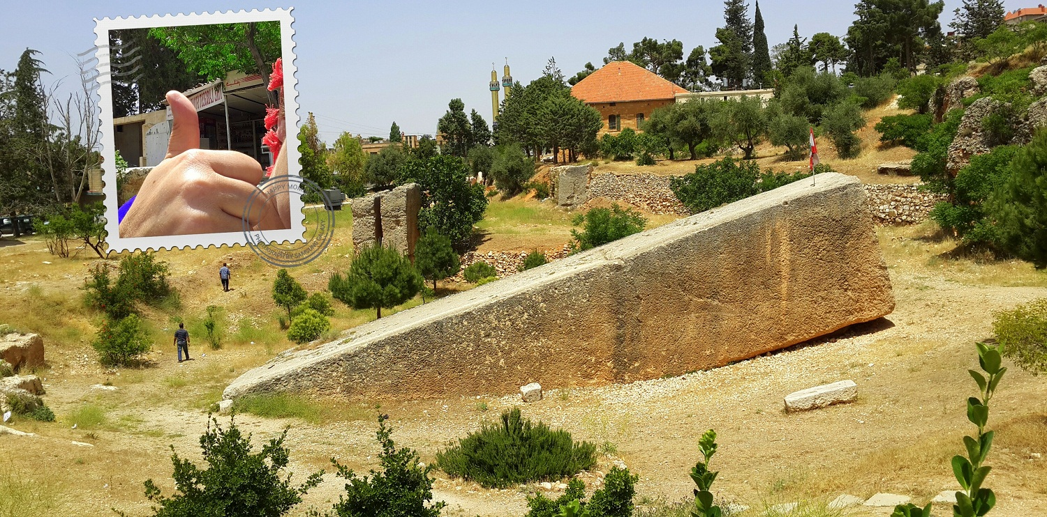 Largest Stone Blocks On Earth : Largest stone on earth no more in baalbeck glamroz