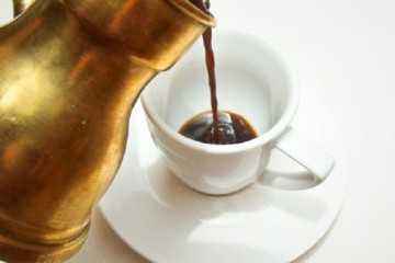 Lebanese coffee