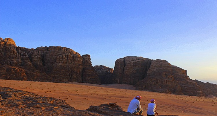 wadi rum accident