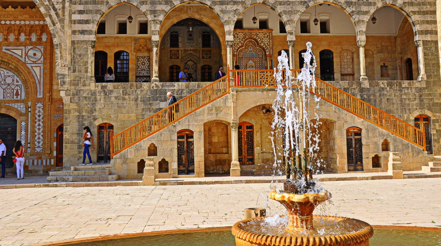 12 Epic Pic Of Beiteddine Palace Glamroz