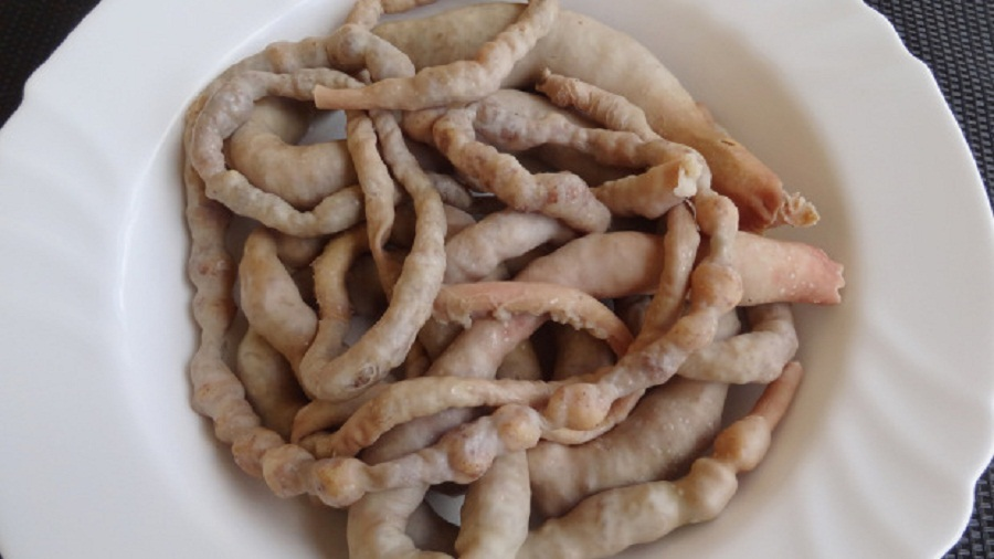 stuffed intestine