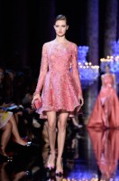 Elie Saab : Runway - Paris Fashion Week : Haute Couture Fall/Winter 2014-2015
