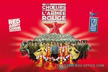 RED ARMY CHOEUR
