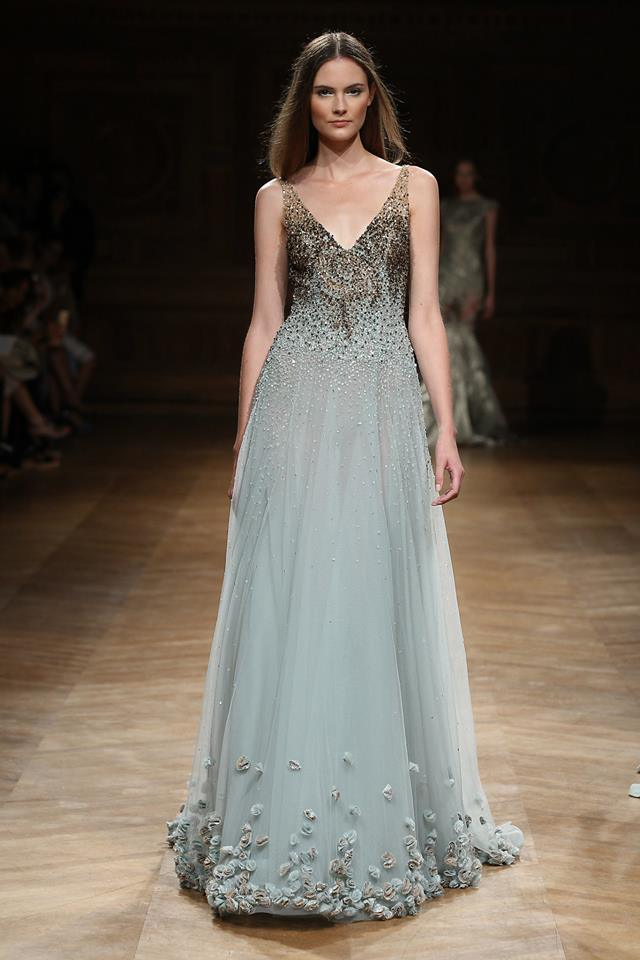 tony ward couture fall winter 20142015 collection  glamroz
