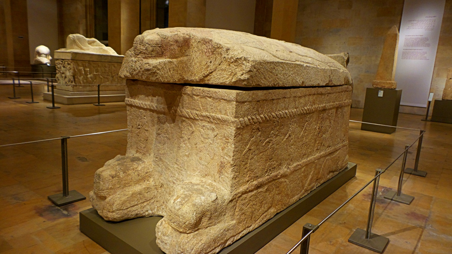 Image result for ahiram sarcophagus
